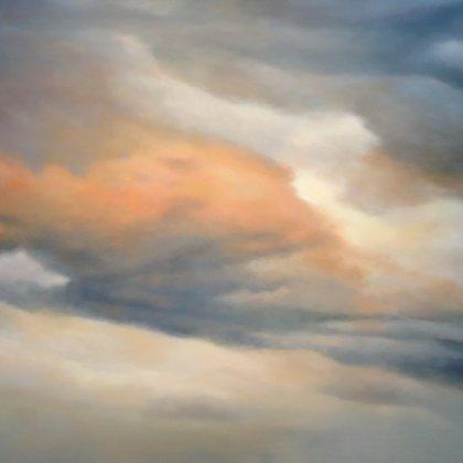 Ciel de Bagnolet. 114x146cm