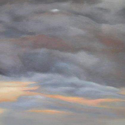 Ciel octobre 100x130cm