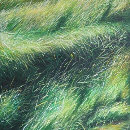 Grandes hierbas 146x114cm