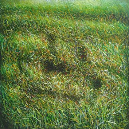 Peinture 100x100cm