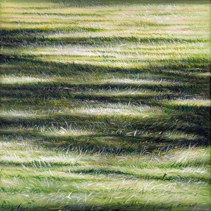 40x40cm Paris acrylique s/toile