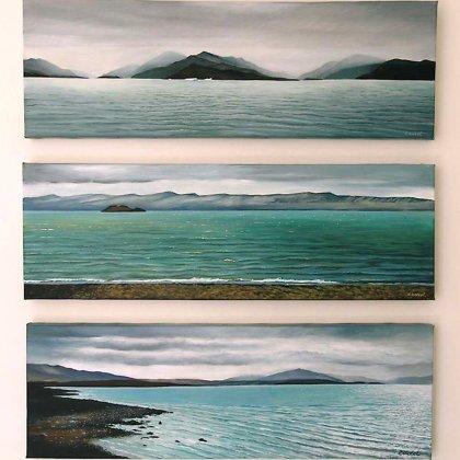 3 lagos Patagonia