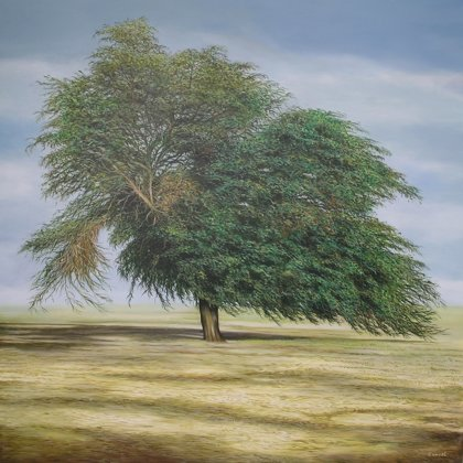 Qatars tree 150x150cm